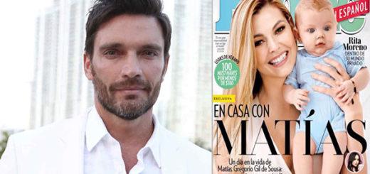 Julián Gil opinó sobre la portada de People en Español | Composición: NotiTotal