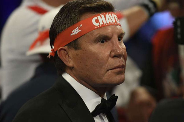 Asesinan en México a hermano de Julio César Chávez, excampeón de boxeo | Foto: EFE