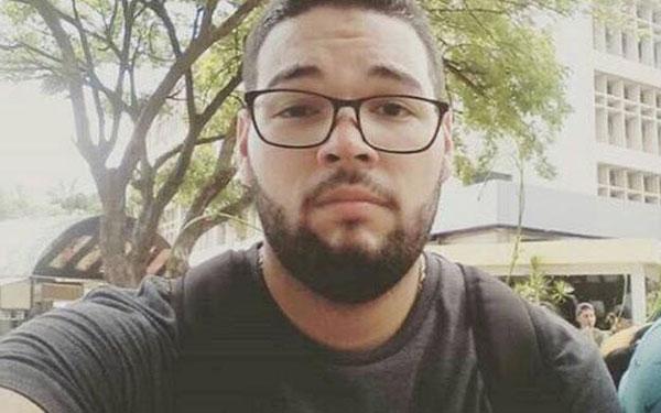 Luis Enrique Vera, joven arrollado en Maracaibo | Foto: Cortesía / Iván Lugo