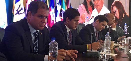 Presidente de la Comisión de Política Exterior, Luis Florido |Foto: Nota de prensa