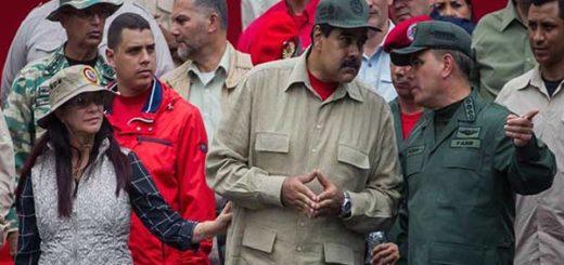 Nicolás Maduro   Foto: EFE