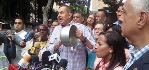 MUD convoca marcha para este #3Jun |Foto: Nota de prensa