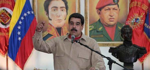 Presidente Nicolás Maduro   Foto: @DPresidencia