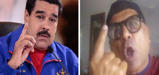 Franklin Virgüez arremete contra Maduro por convocatoria a la ANC | Composición