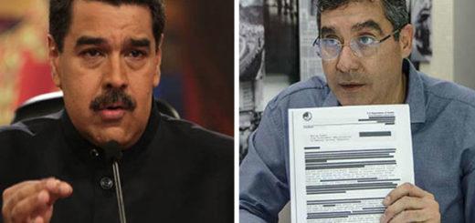 Nicolás Maduro / Miguel Rodríguez Torres | Composición