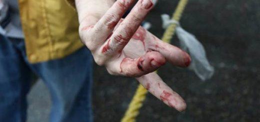 Represión contra manifestantes en Trancazo del #28Jun |Foto: La Patilla