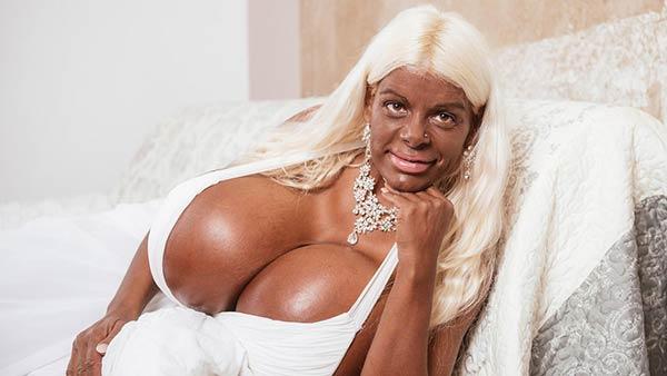 Martina Big, la modelo que causa furor en las redes |Foto cortesía