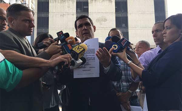 Juan Miguel Matheus, Diputado de la AN | Foto: Twitter