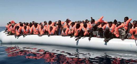 Rescate de migrantes en el Mediterráneo |Foto: Reuters
