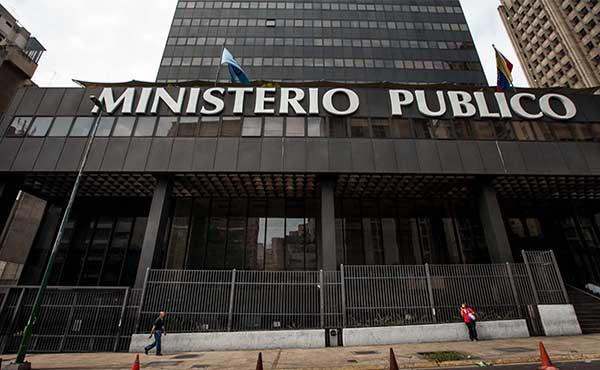 Ministerio Público, sede en Caracas | Foto: Cortesía
