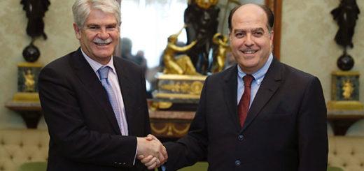 España aboga por un amplio acuerdo nacional para resolver crisis en Venezuela | Foto: EFE