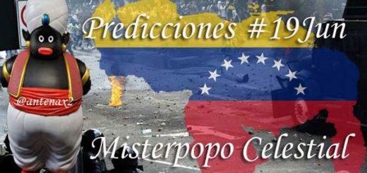 Las más picantes predicciones de Misterpopo |Imagen: Diario Contraste