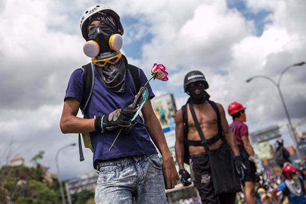 Madre de Neomar Lander envió un alentador mensaje al pueblo venezolano   Créditos: @FortuneCris