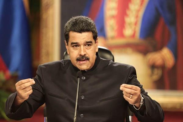 Presidente Nicolás Maduro |Foto: Prensa presidencial