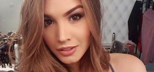 Osmariel Villalobos, animadora y modelo |Foto: Instagram