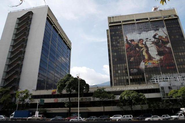 Sede central de PDVSA en Caracas, Venezuela | REUTERS/Carlos Garcia Rawlins