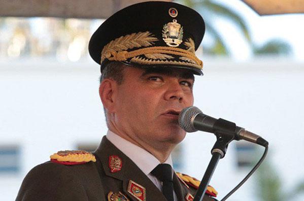 Vladimir Padrino López | Foto: Globovisión
