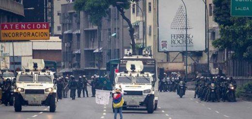 Pasos de Libertad |Cortesía de HenriqueCapriles.com