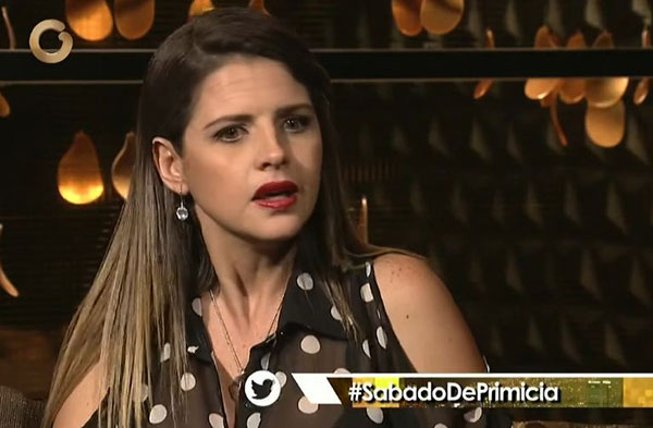 Patricia Schwarzgruber | Captura de video