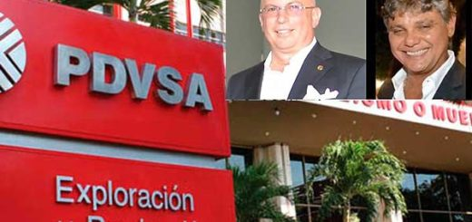 EEUU acusa a los venezolanos Roberto Rincón y Abraham José Shiera de haber pagado  a directivos de Pdvsa
