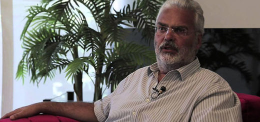 El periodista Paulo Paranagua, del diario Le Monde | Foto: @_Provea