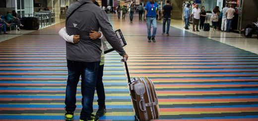 Portugueses retornan ante crisis en Venezuela |Foto: EFE