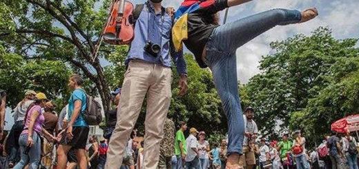 Estudiantes universitarios realizarán protesta artística por situación del país | Foto: Talento U / Referencial