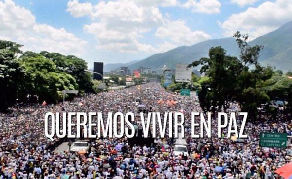 «Queremos vivir en paz»: La emotiva canción de Laura Guevara para Venezuela | Foto: @lalauraguevara
