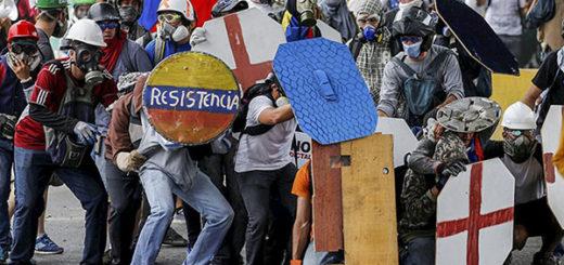 El video de la resistencia que causa furor en las redes sociales | Foto: Agencias