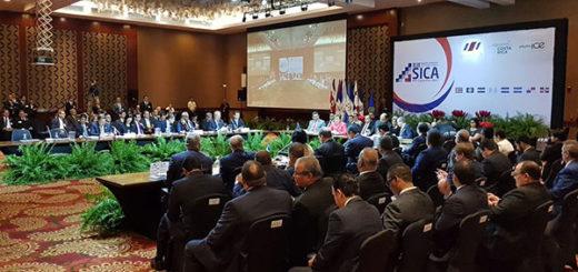 Crisis de Venezuela aflora en cumbre del Sica | Foto: @sg_sica