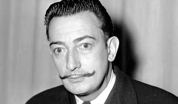 Salvador Dalí, precursor del surrealismo  Foto cortesía
