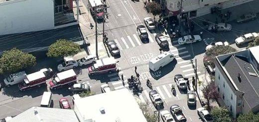 Tiroteo en San Francisco, Estados Unidos |Foto: CNN