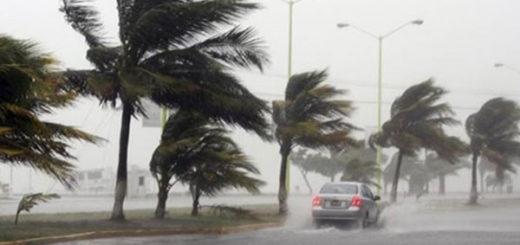 Dos heridos por paso de tormenta Bret en Nueva Esparta #20Jun | Foto: Twitter