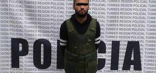El venezolano era solicitado por tráfico de personas |Cortesía Panorama
