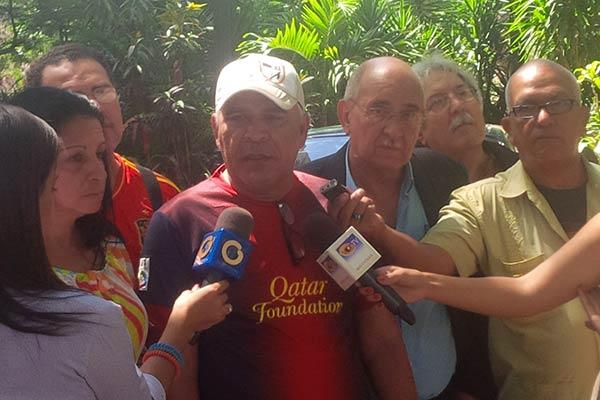 Buhoneros se oponen a constituyente de maduro por no for La patilla nacionales