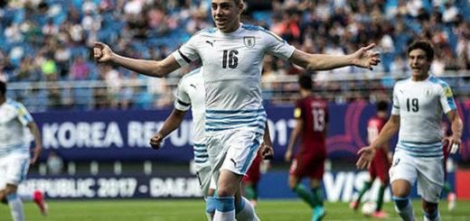 """FIFA pidió aclaraciones por gestos """"racistas y discriminatorios"""" de un jugador de la selección uruguaya   Foto: Cortesía"""
