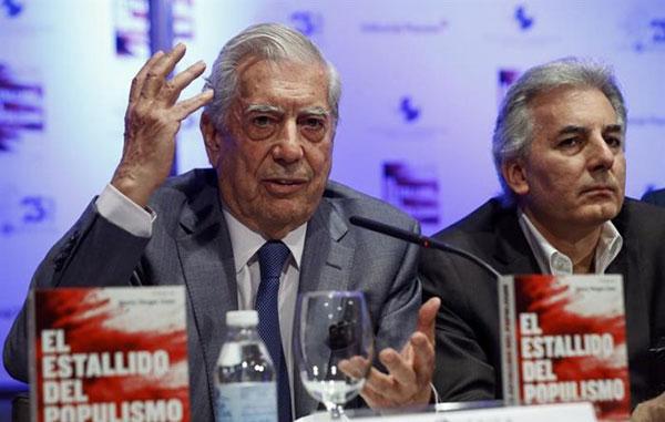 Mario Vargas Llosa | Foto: Agencias