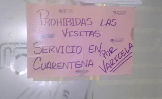 El J.M. de Los Ríos en Cuarentena |Foto: Twitter
