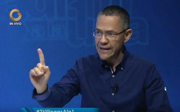 Ernesto Villegas | Captura de video