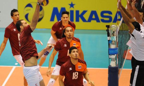 Falta de boletos afectó debut de Venezuela en Liga Mundial de Voleibol | Foto: @mindeporte