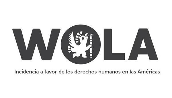 Logo de la Oficina en Washington para Asuntos Latinoamericanos, conocida como Wola (por sus siglas en inglés)