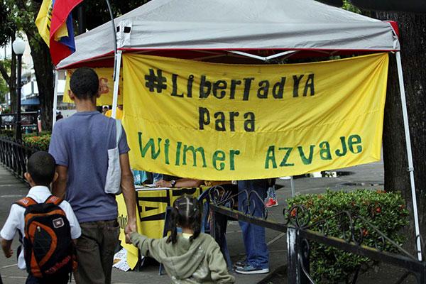Desaparición del diputado Wilmer Azuaje agita el estado natal de Chávez | Foto: Reuters