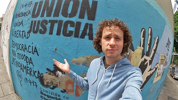 El Chido, Youtuber mexicano  Foto cortesía
