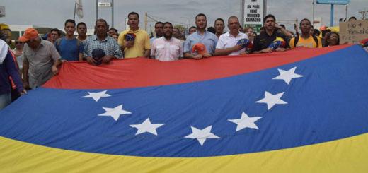 "Zulianos dicen ""no"" a la Constituyente  Foto: Twitter"