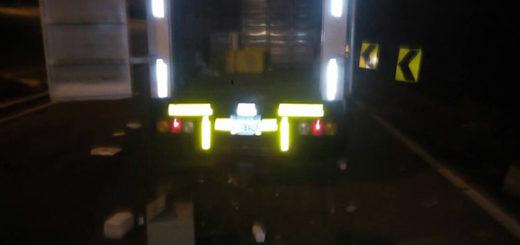 Camión saqueado en Maracaibo | Foto: Panorama