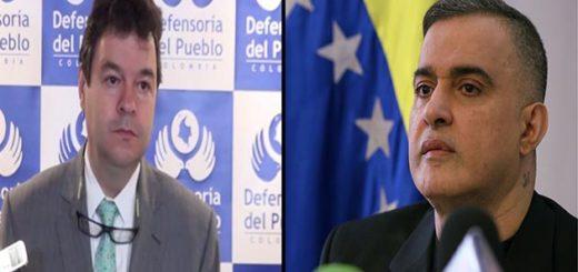 Defensor del Pueblo colombiano exhorta a Saab a cumplir con su deber   Foto: Composición Notitotal
