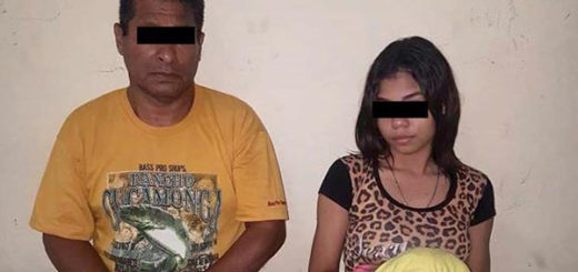 Hombre y mujer detenidos   Foto: La Verdad
