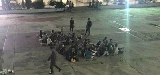Privados de libertad 37 jóvenes detenidos en Aragua por manifestar | Foto: El Pitazo