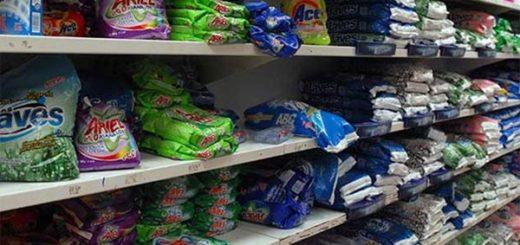 Venta de detergente | Foto referencial