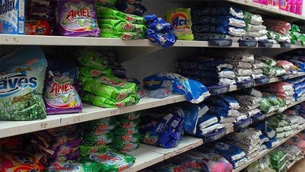 Detergente en polvo | Foto referencial